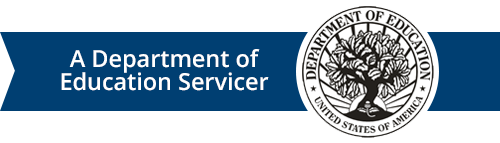 A Department of Education Servicer